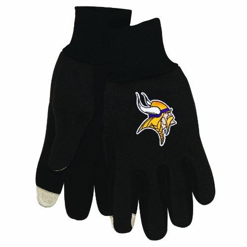 NFL Minnesota Vikings Technology Touch Gloves