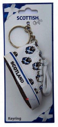 かわいい! Saltire Sheep Saltire Baseball Boot Sheep Keyring Keyring B007OBJR5C, ビューティーハウス:053cd3eb --- yelica.com