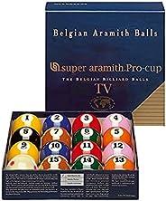 Aramith Billiard Balls - Super Pro TV
