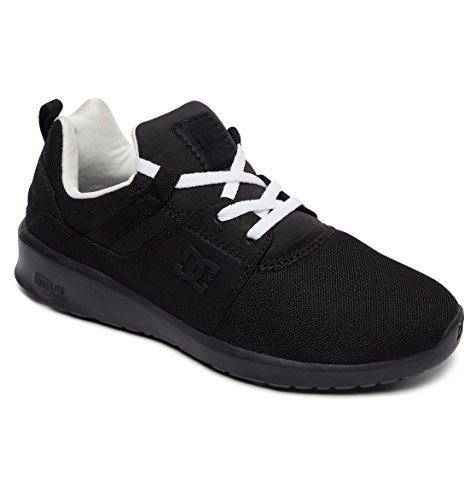DC Shoes Heathrow J - Zapatillas de Deporte Mujer Black/White/Black