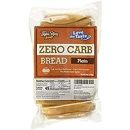 ThinSlim Foods 45 Calorie, 0g Net Carb, Love-The-Taste Low Carb Bread Plain