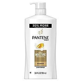 Pantene Pro-V Daily Moisture Renewal Shampoo, 30.4 fl oz(Packaging May Vary)