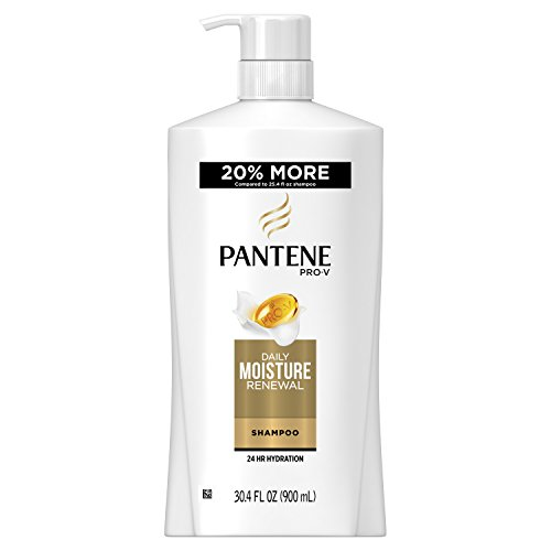 Dream Daily Conditioner - Pantene Pro-V Daily Moisture Renewal Shampoo, 30.4 fl oz(Packaging May Vary)