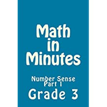 Math in Minutes for Grade 3