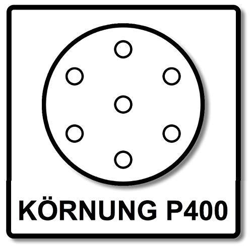 25x Festool Schleifscheiben STF D225 P400 GR S//25 Granat Soft