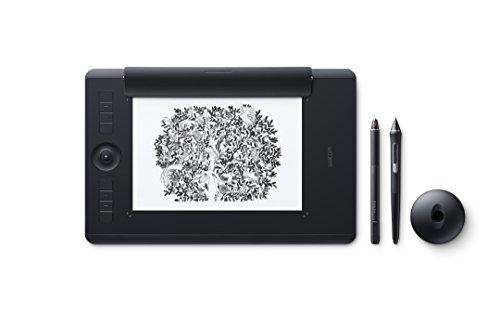 Wacom digital graphic drawing PTH660P