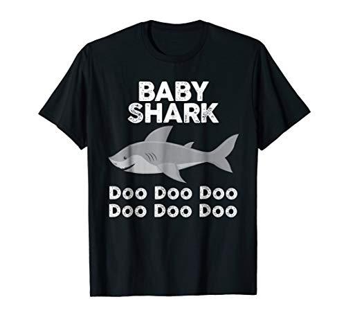 (Baby Shark Doo Doo Doo Shirt - Matching Family)