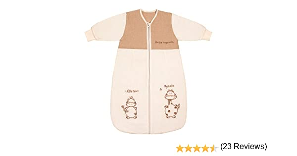 Slumbersac Saco dormir bebé invierno manga larga aprox. 3,5 Tog ...