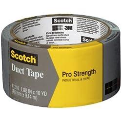 3M 1290 Scotch Duct Tape, 1.88-Inch by 10-Yard