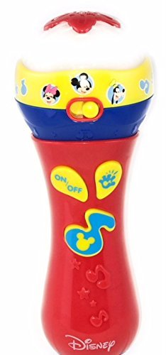 Disney Junior Mickey Mouse Clubhouse My First Microphone by Disney (Image #1)