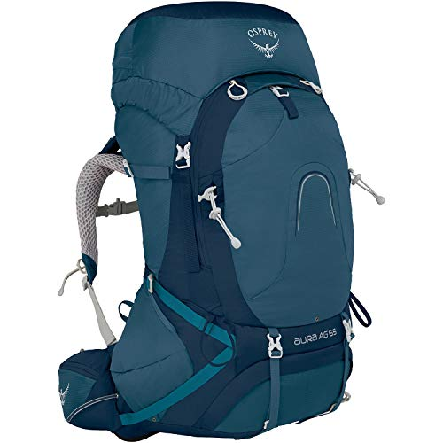 ra Ag 65 Backpack,  Challenger Blue, Small ()