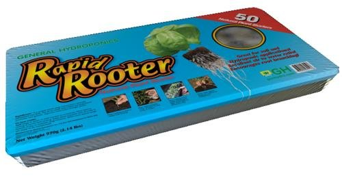 Rapid Rooter Tray (GH Rapid Rooter 50 Cell Plug Tray (12/Cs))