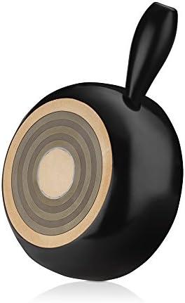 Kela 66593 Caquelon pour Fondue à Fromage, Compatible Induction, Céramique Incombustible Noire, Contenance 1 litre, 'Pauli'