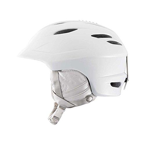 Giro Sheer Snow Helmet – Women's Pearl White Laurel Small Review