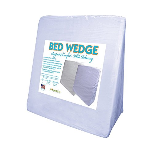 eva-medical-wedge-bed-pillow-24-x-24-x-75-with-blue-pillow-cover-made-in-usa