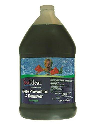(SeaKlear 90 Day Algae Prevention and Remover, 1-Gallon)