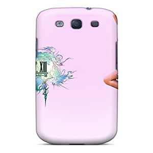 New Shockproof Protection Case Cover For Galaxy S3/ Oerba Dia Vanille Final Fantasy Xiii Case Cover