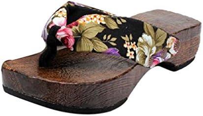 RAISINGTOP Summer Platform Sandals Slippers product image