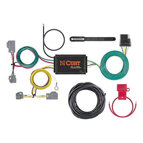 Curt Manufacturing 56398 Custom Wiring Harness ()