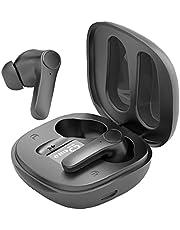 Bluetooth Earphones In-Ear Earbud.TWS Trådlösa öronproppar Vattentät Sport In-Ear Headset med röstassistent Digital display hörlurar