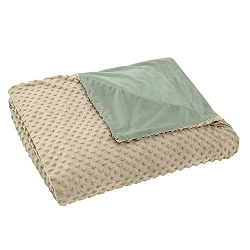 Great Bay Home Weighted Blanket Duvet Cover for Adults. 60