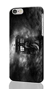 Doctor Who Custom Hard Plastic 3D cell Phones Case for Apple iphone6 - iphone 6 4.7 inch Case Cover