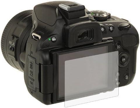 6 x Membrane Protectores de Pantalla para Nikon D5100 Digital SLR ...