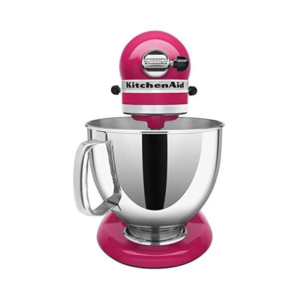 KitchenAid KSM150PSCB Artisan Series 5-Qt. Stand Mixer with Pouring Shield - Cranberry 2