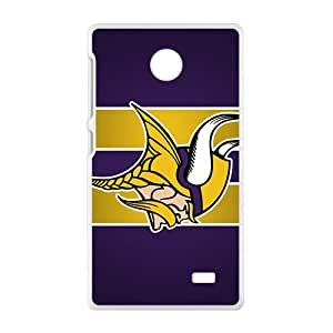 Minnesota Vikings Brand New And High Quality Hard Case Cover Protector For Nokia Lumia X