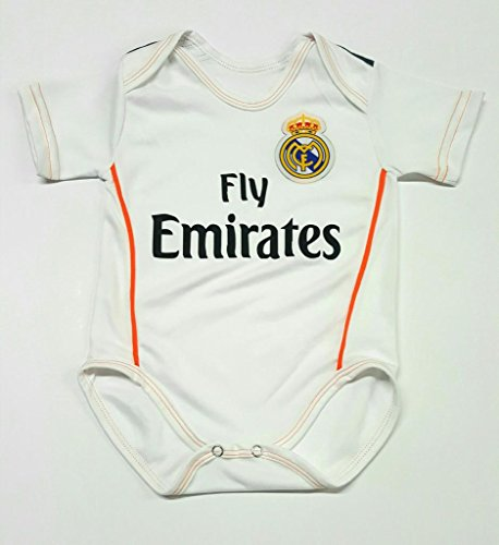 100fb37be Real Madrid Baby Onesies Jersey size 6-9 months - Buy Online in Oman ...