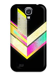 High Quality Shock Absorbing Case For Galaxy S4-retro