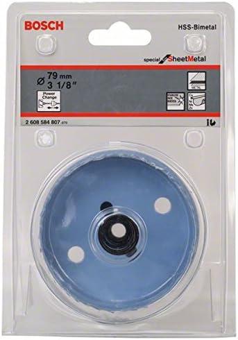 Bosch 2608584807 Scie cloche t/ôle 79 mm 3,125
