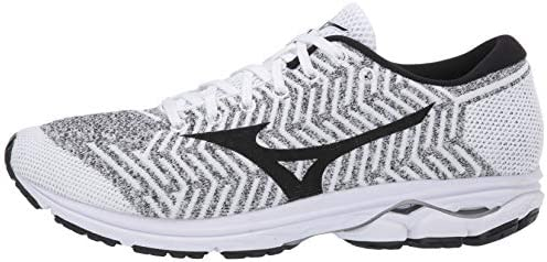 Mizuno Mens Wave Rider 22 Knit Running Shoe