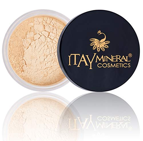 - Itay Mineral Cosmetics Natural Loose Mica Powder Foundation (MF-2 FRENCH VANILLA)