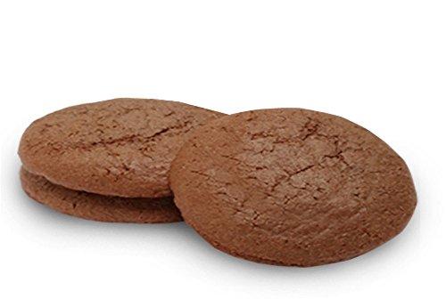 Simply Scrumptous Fat Free Double Fudge Cookies