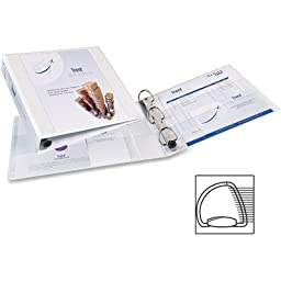 AVE01318 - Avery Extra-Wide Heavy-Duty View Binder with One Touch EZD Rings