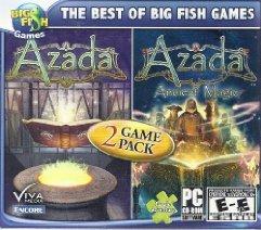 Encore Software 267611 Azada 2 Pack- Azada 1 & Azada 2- Ancient Magic]()