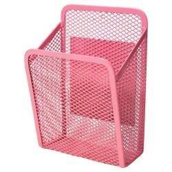 Charmant Ubrand Locker Mesh Storage Bin   Pink