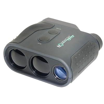 Newcon Optik LRM1500M Laser Range Finder Monocular with 1,600 Yard, 1,500 Meter Range