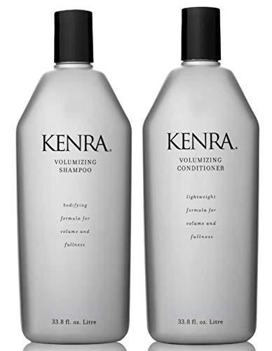 Kenra Volumizing Shampoo and Conditioner Set, 33.8-Fluid-Ounce by Kenra