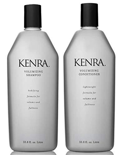 Kenra Volumizing Shampoo and Conditioner Set,...