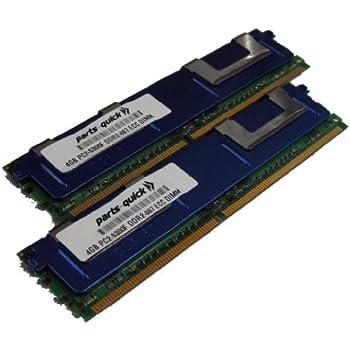 2X2GB NEW KINGSTON KTH-XW667LP//4G DDR2-667 PC2-5300 SERVER MEMORY 4GB KIT
