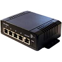 Tycon Systems Inc TP-SSW5-NC 12-56v 5 Port Passive Poe Switch