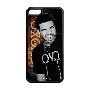 Customize Famous Singer Drake Back Cover Case for iphone 5C