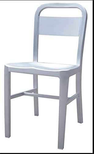 Alston Quality CS3006 Danish Aluminum Chair