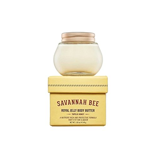 Royal Jelly Body Butter Tupelo Honey 1 65Oz