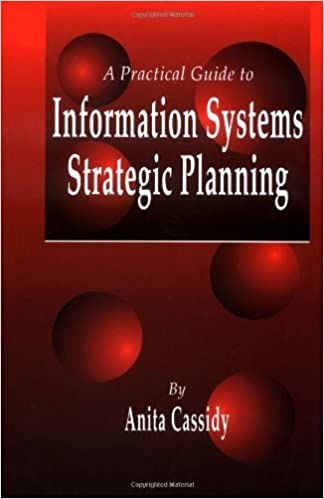 Strategic Planning For Information Systems 3rd Edition Pdf