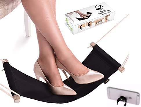 Foot Hammock For All Types of Desk u0026 Phone Holder as GIFT | Adjustable Office Foot  sc 1 st  Amazon.com & Office Footrests | Shop Amazon.com islam-shia.org