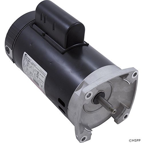 Motor, Century, 0.75hp, 115v/230v, 1-Spd, 56Yfr, SQFL -  A.O. Smith, B2847
