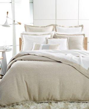 linen duvet cover queen. Hotel Collection Linen Natural Queen Duvet Cover Bedding